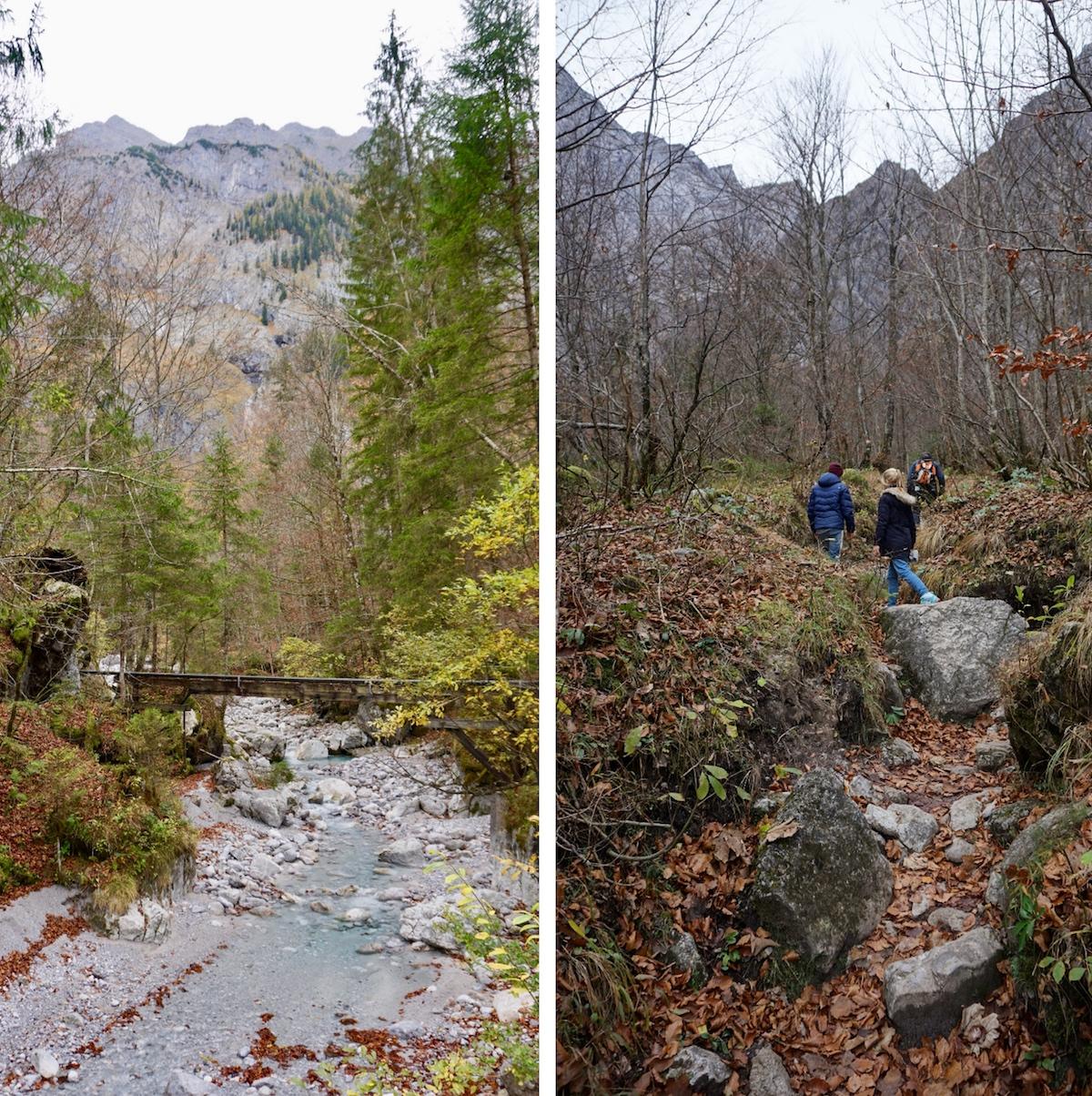 Königssee Watzmann Wanderung