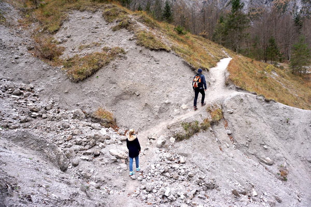 Watzmann Wanderung vom Königssee