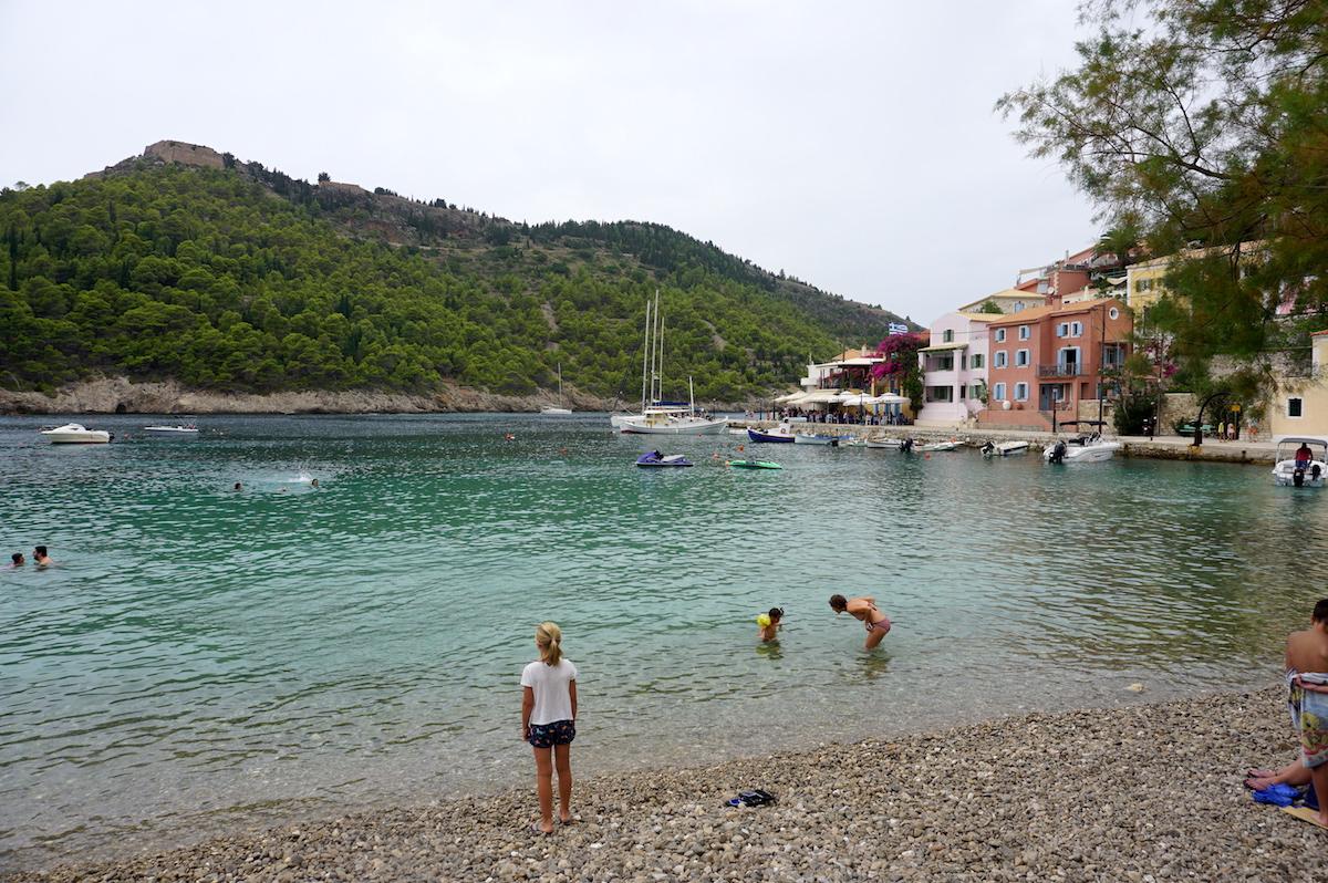 Assos, Kefalonia-Urlaub