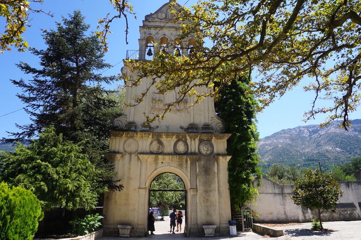 Kefalonia Urlaub, Agios Gerasimos