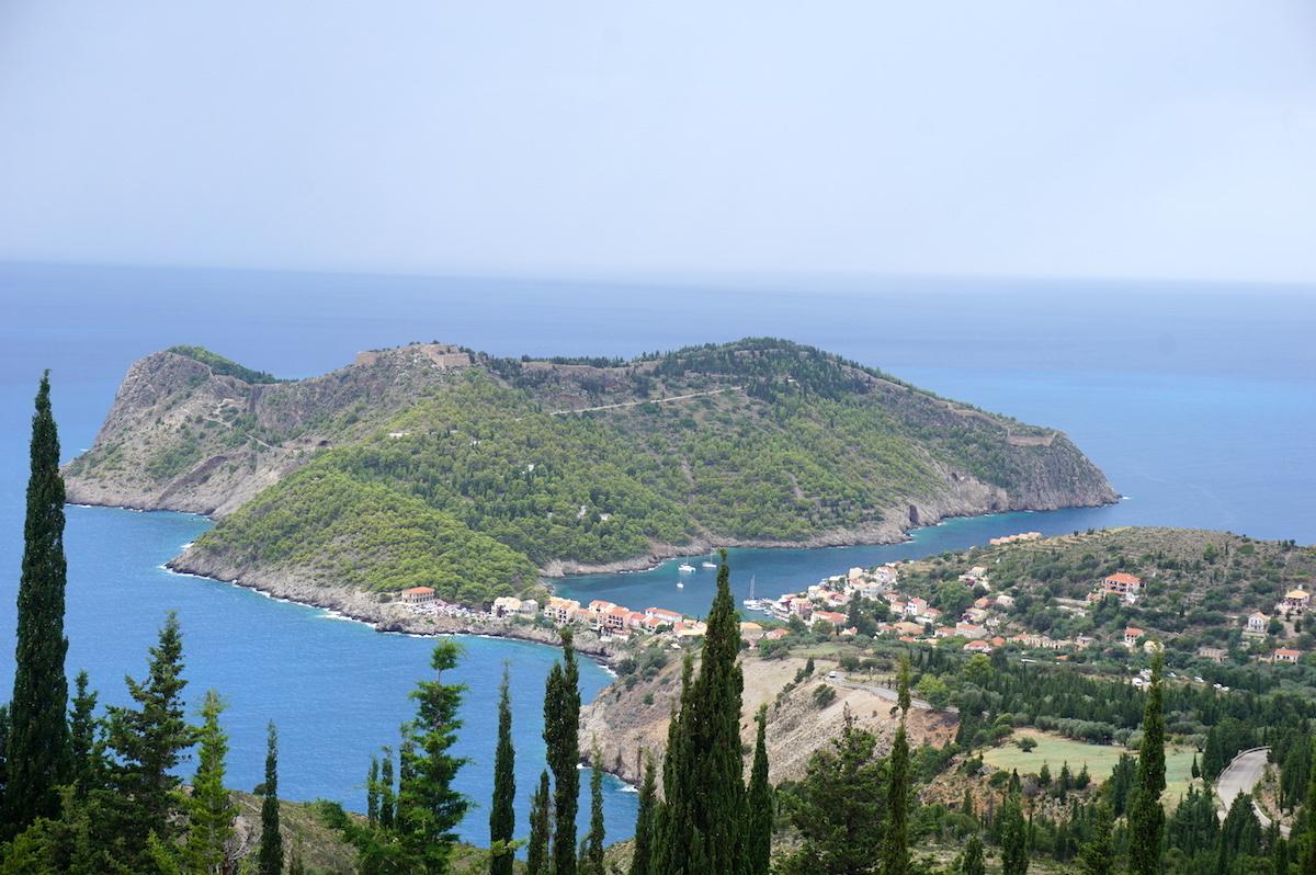 Kefalonia, Assos, Griechenland