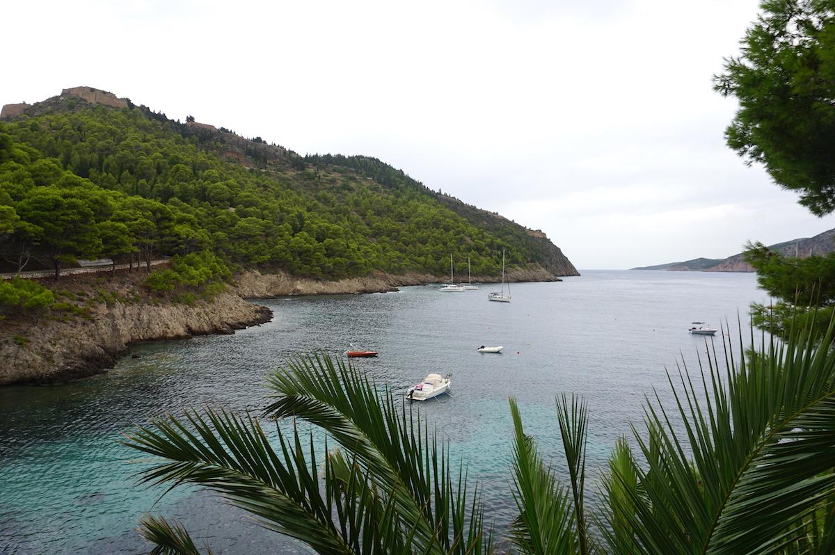 Kefalonia, Bucht von Assos, Griechenland