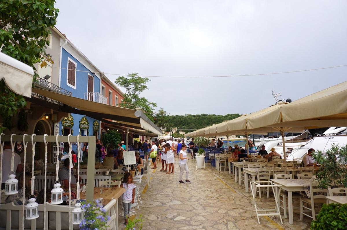 Kefalonia-Urlaub, Fiskardo