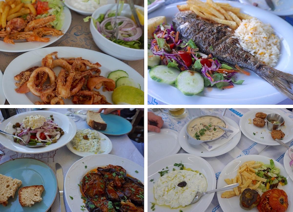 Kefalonia, griechisch essen