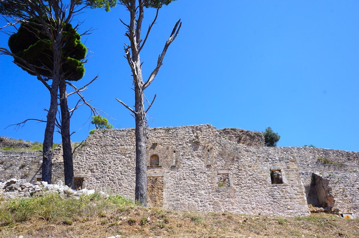 Kefalonia, kastro agios georgios
