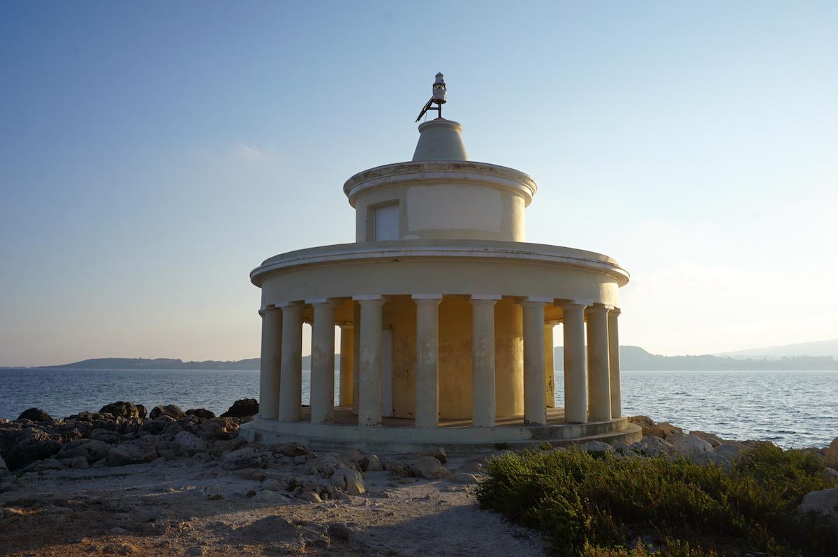 Kefalonia Leuchtturm Agios Theodoros
