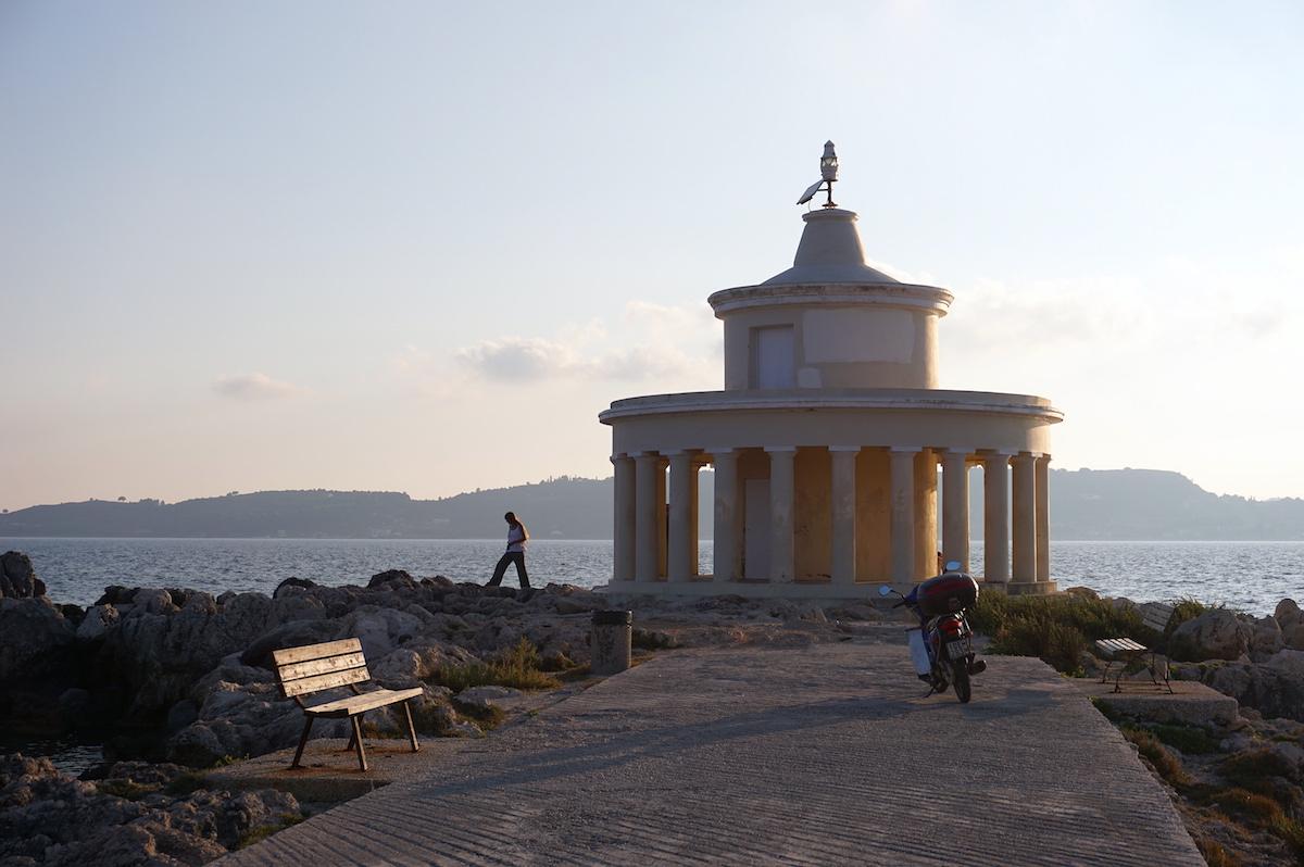 Leuchtturm Argostoli, Kefalonia