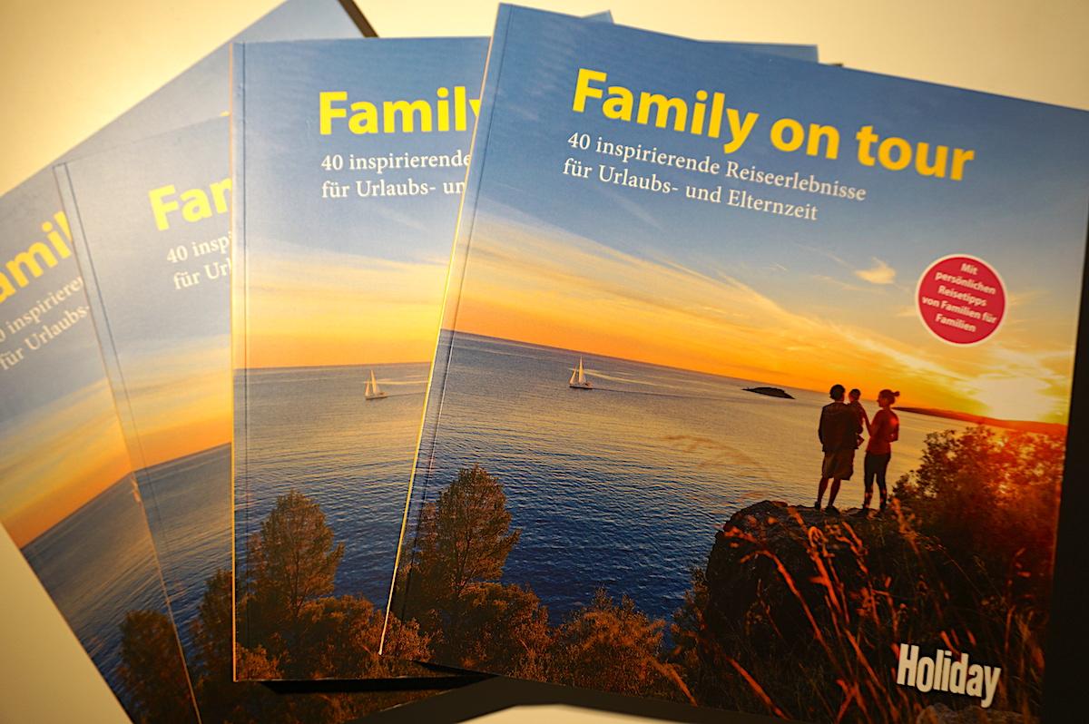 Reiseerlebnisse für Familien Buchtipp Reiseblog Viermal Fernweh