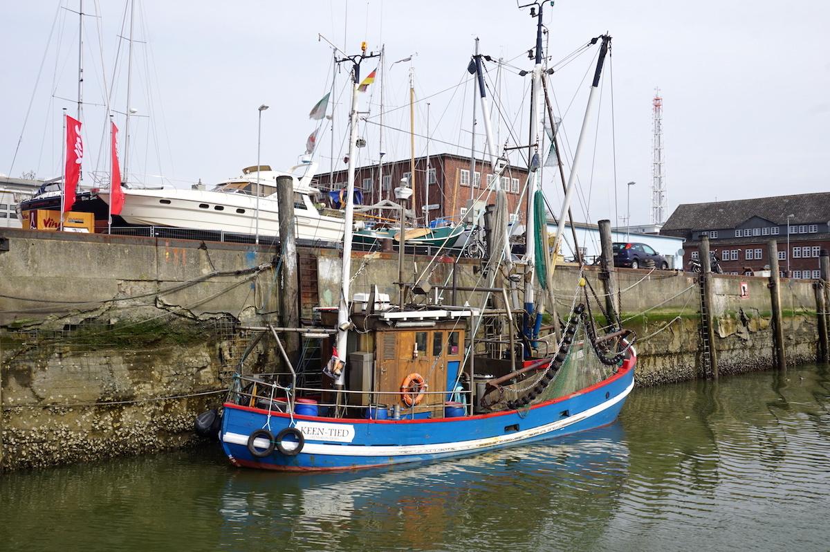 Hafen Cuxhaven, FamilienreiseJPG