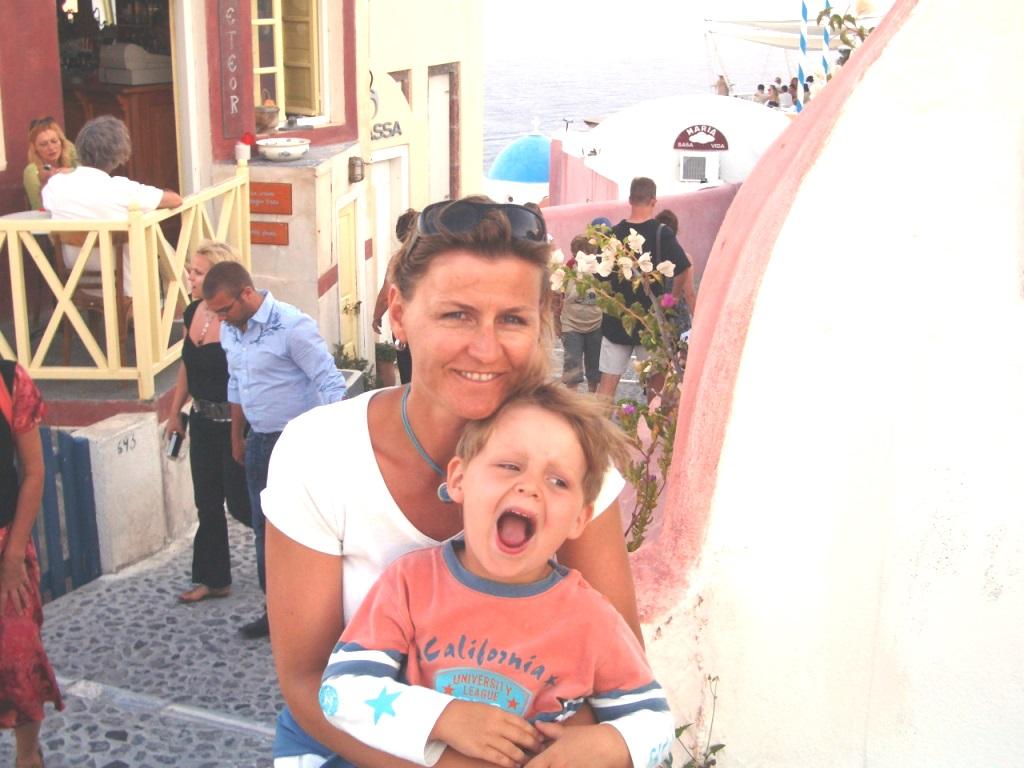 Familienreise Griechenland