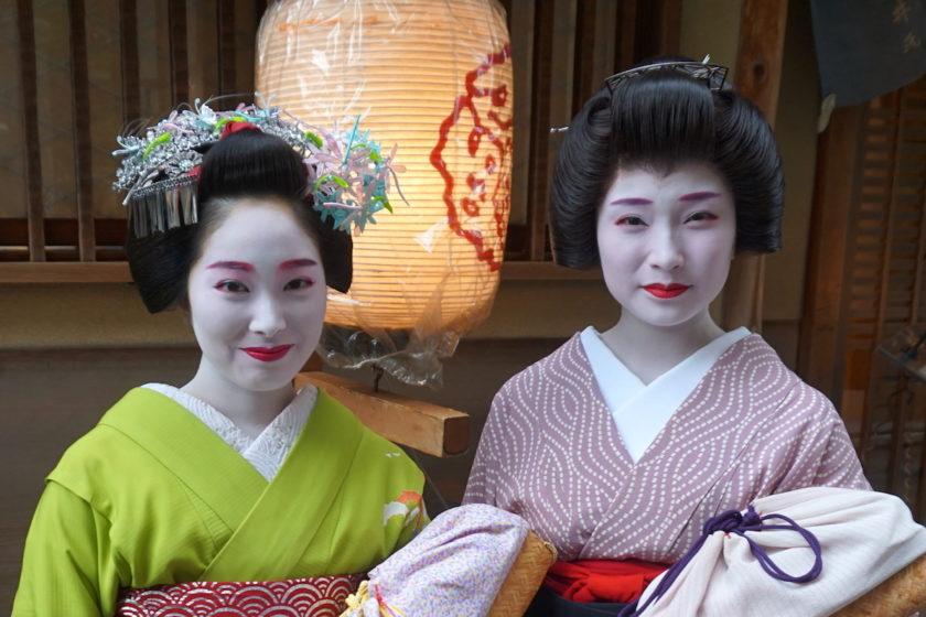 Kyoto Geikos in Gion