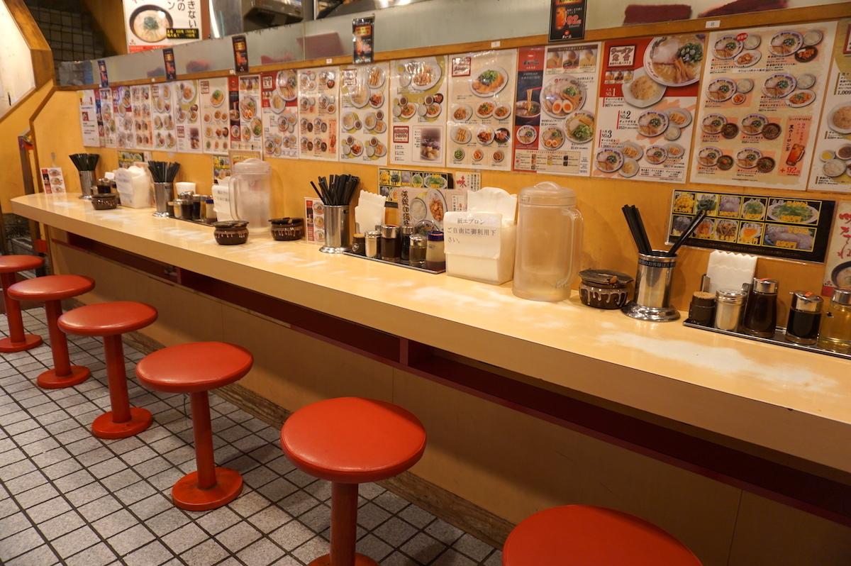 Ramen-Restaurant Tokio, Roppongi