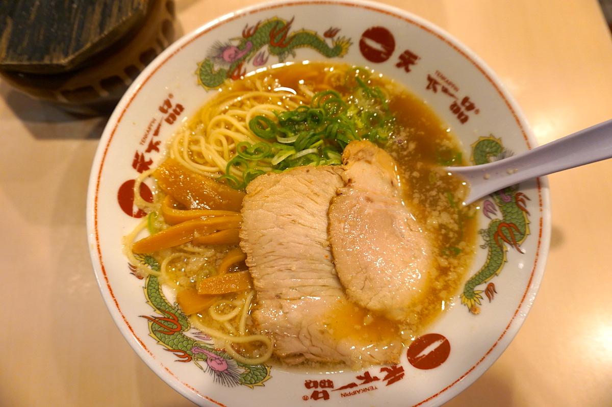 Tokio, Ramen-Restaurant