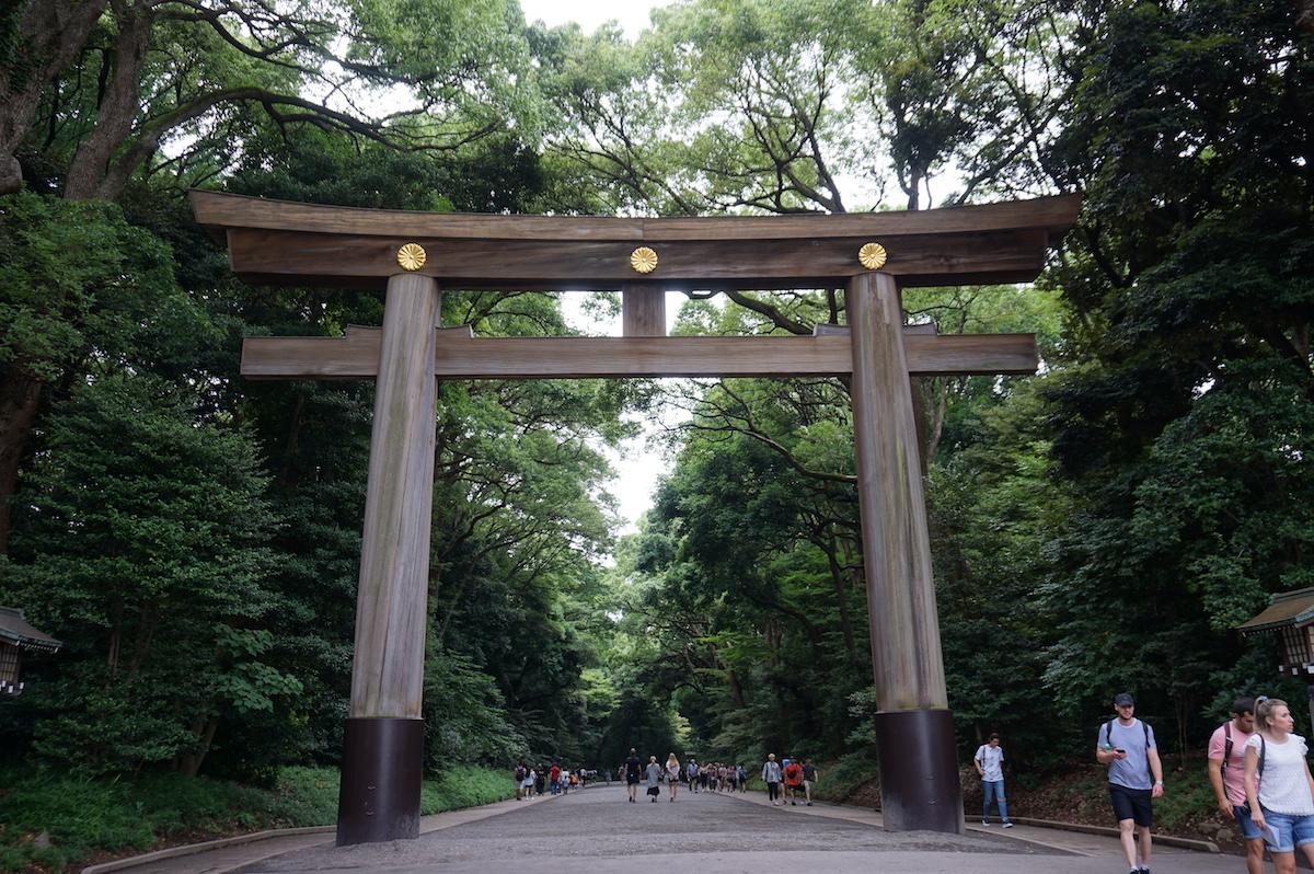 Tokio_Meiji-Schrein