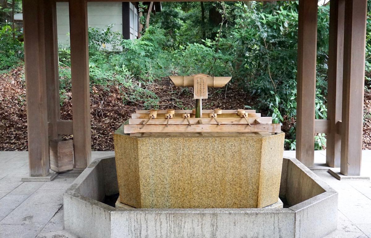 Tokio, Meiji-Schrein