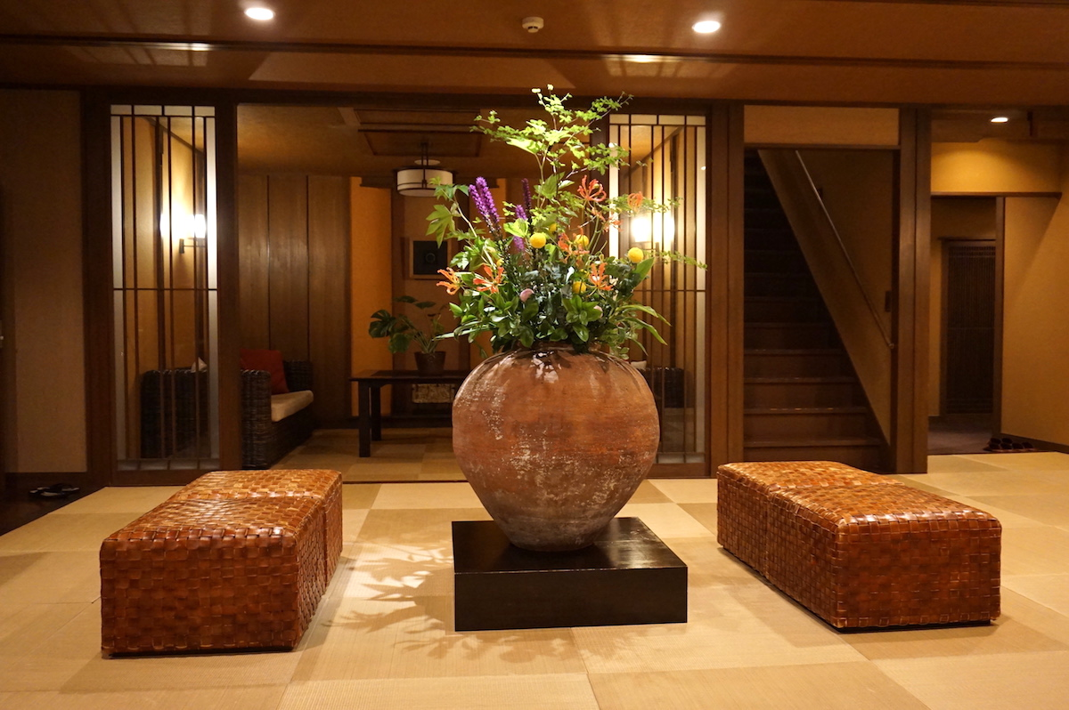 Japan; Ryokan Hakone
