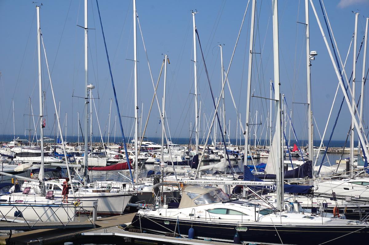 Kühlungsborn Yachthafen