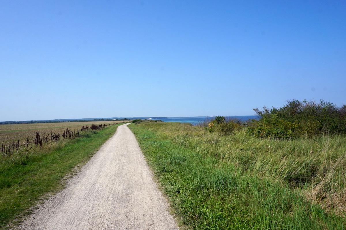 Ostseeradweg Kühlungsborn Warnemünde