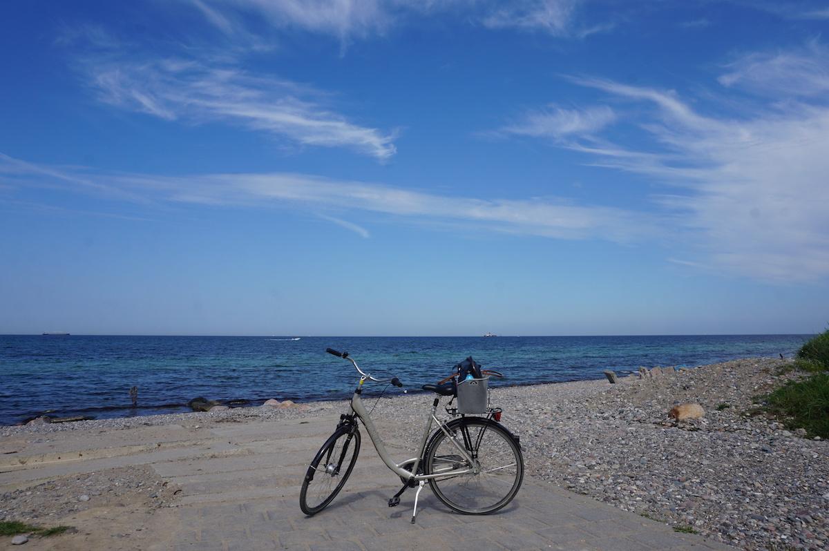 Ostseeradweg - von Warnemüne nach Kühlungsborn
