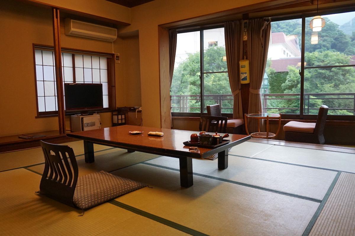 Ryokan Hakone, Japan