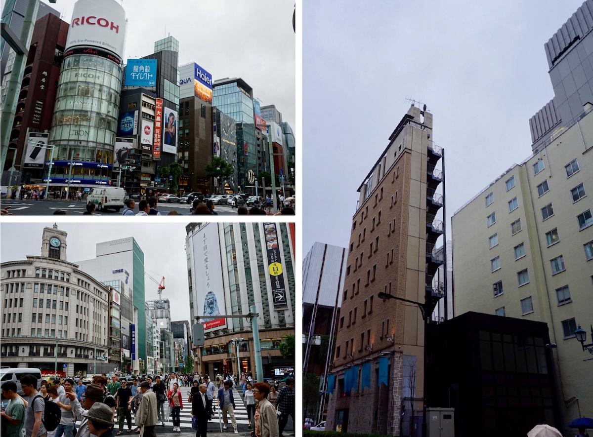 Tokio mit Teenager