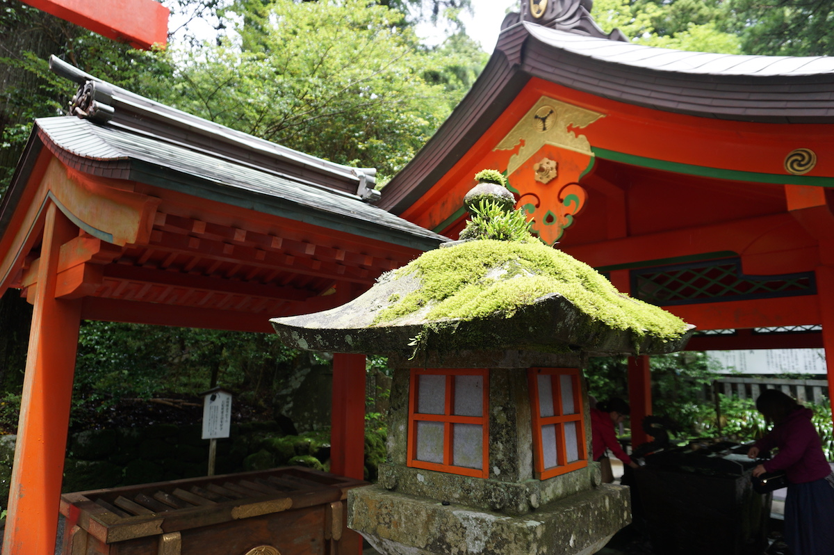 Hakone-jinja Shrine, Japan