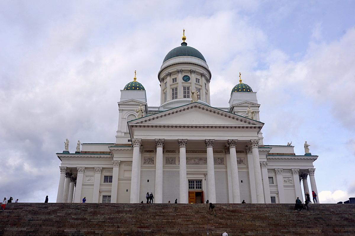 Helsinki, Dom