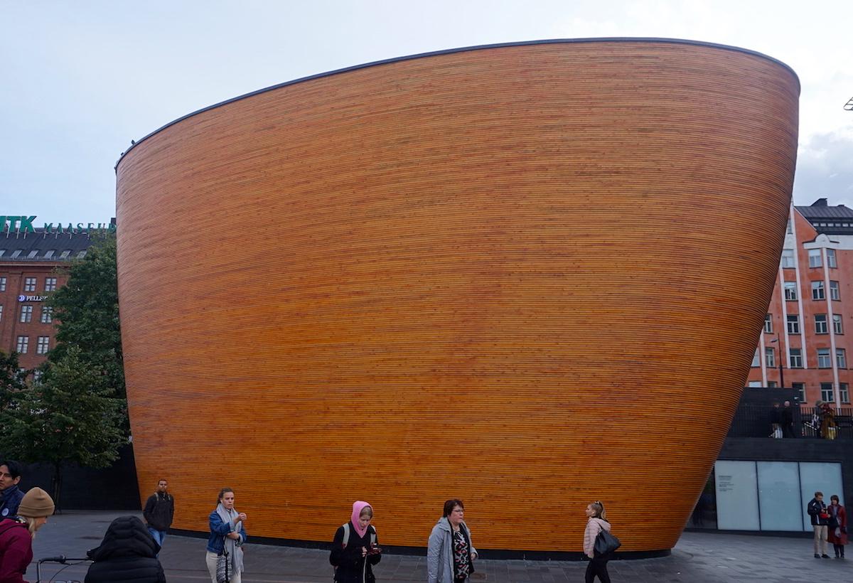 Helsinki, Kapelle der Stille