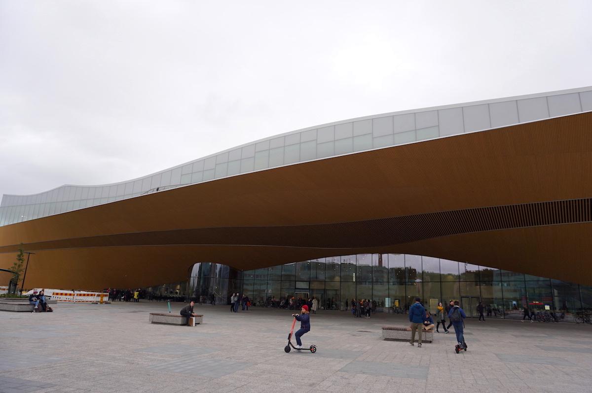 Zentralbibliothek Oodi Helsinki