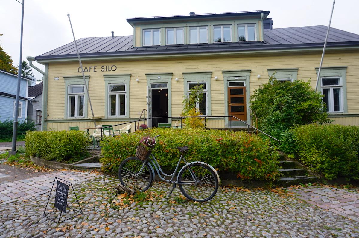 Helsinki, Suomenlinna, Cafe Silo