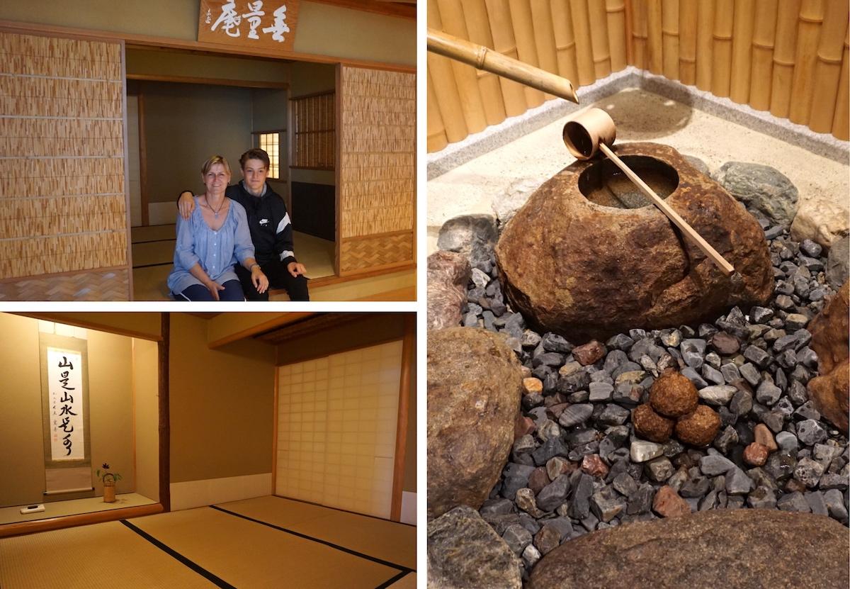 Kyoto Teezeremonie