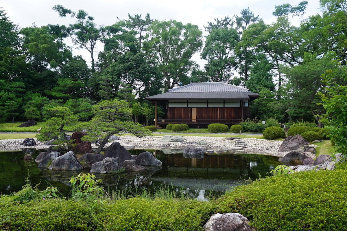 Burg Nijo-jo, Kyoto