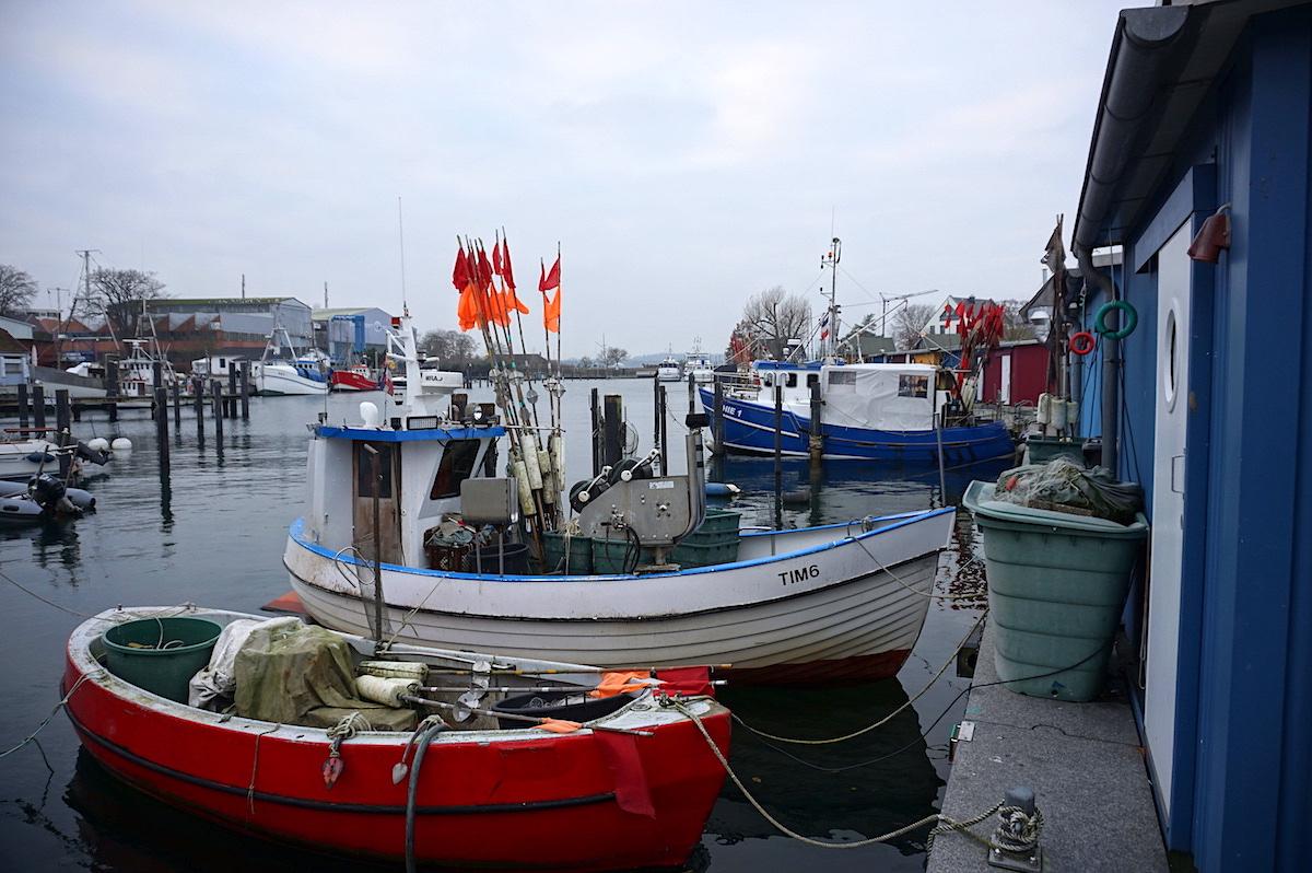 Fischerhafen Niendorf, Ostsee