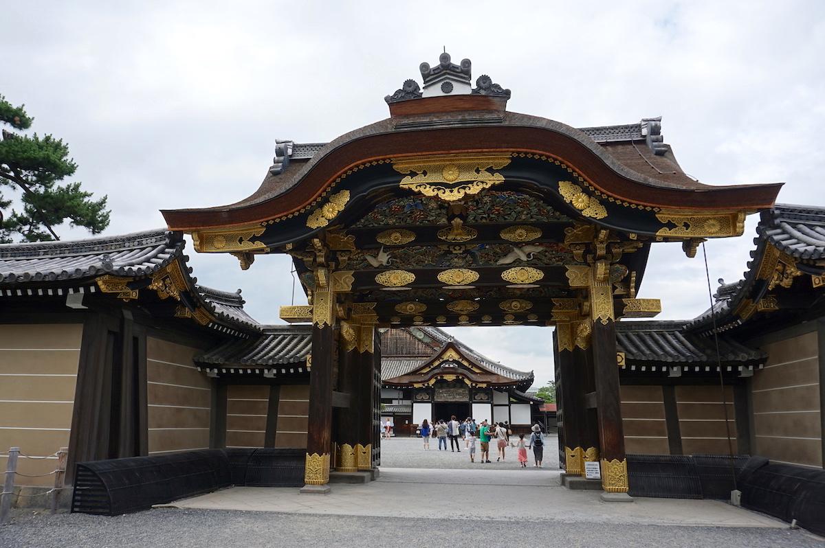 Kyoto Burg Nijo-jo