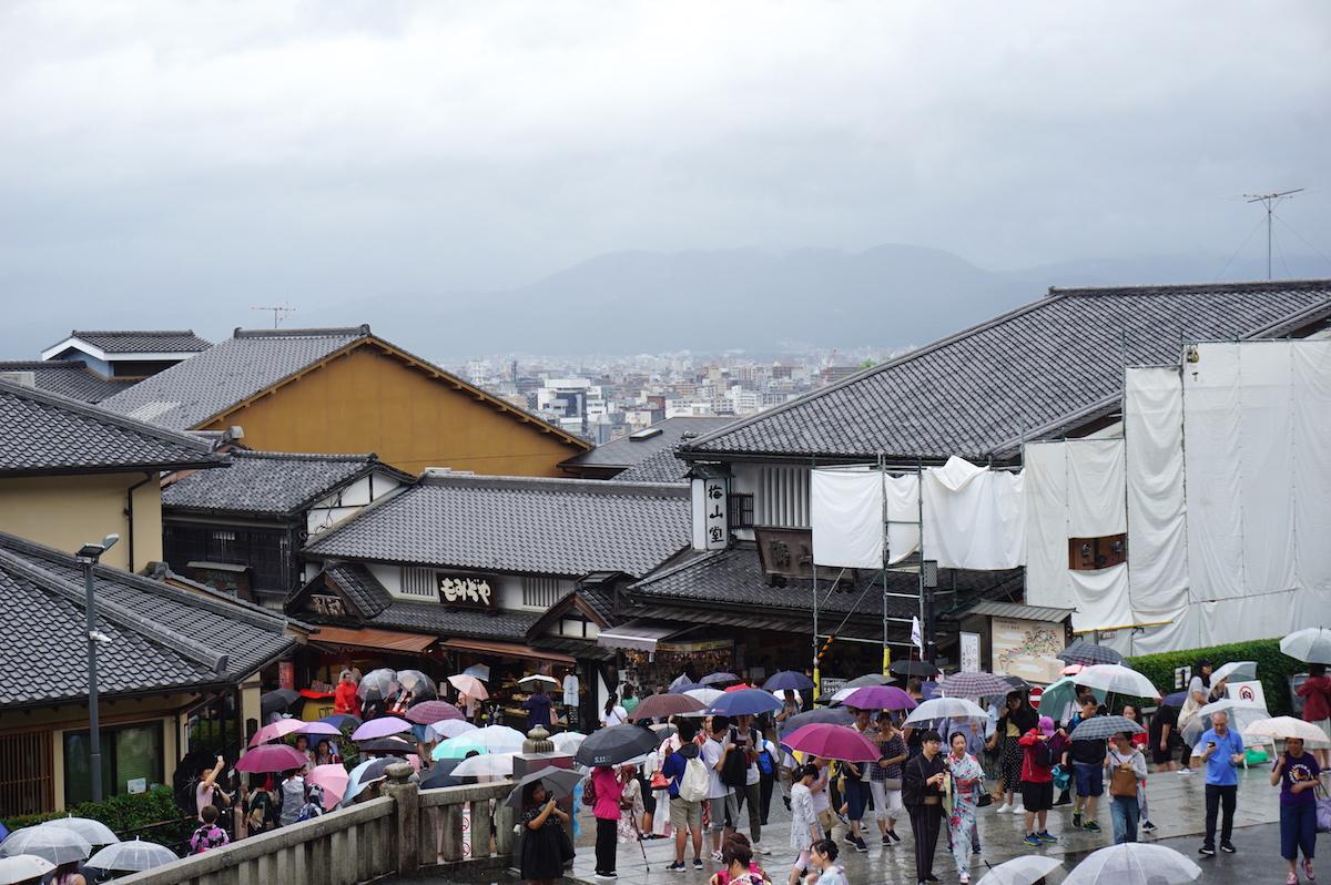 Kyoto Tipps, Tempel Kiyomizudera