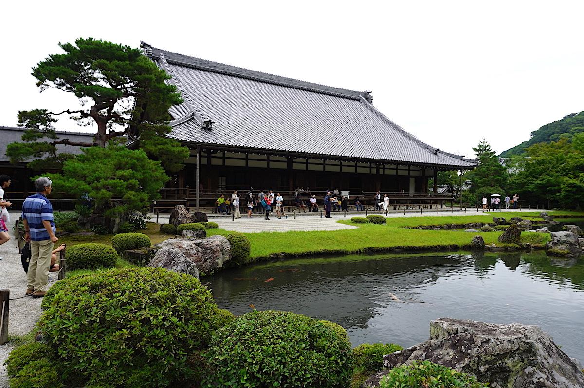 Kyoto Tipps, Tenryu-ji