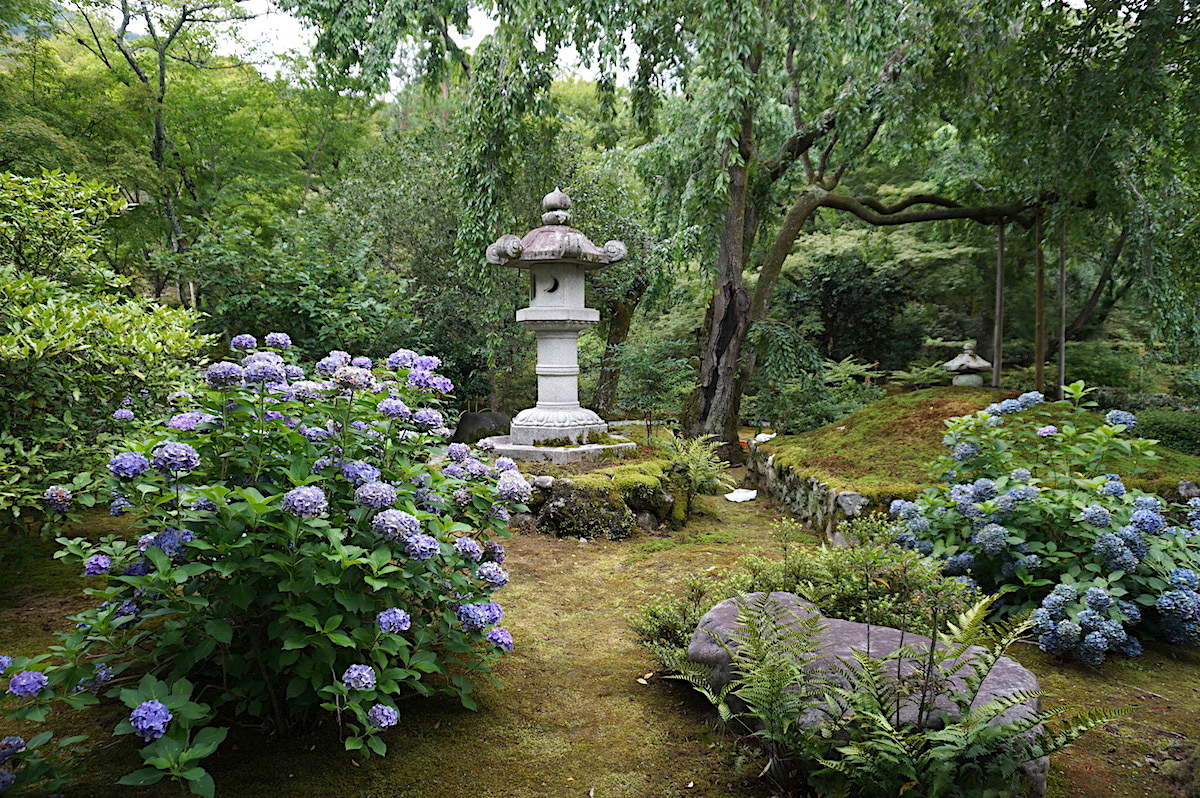 Kyoto Tipps, Tenryu-ji Tempelgarten