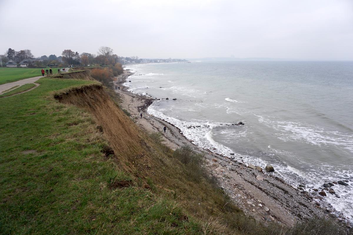 Steilküste Ostsee, Timmendorfer Strand Niendorf