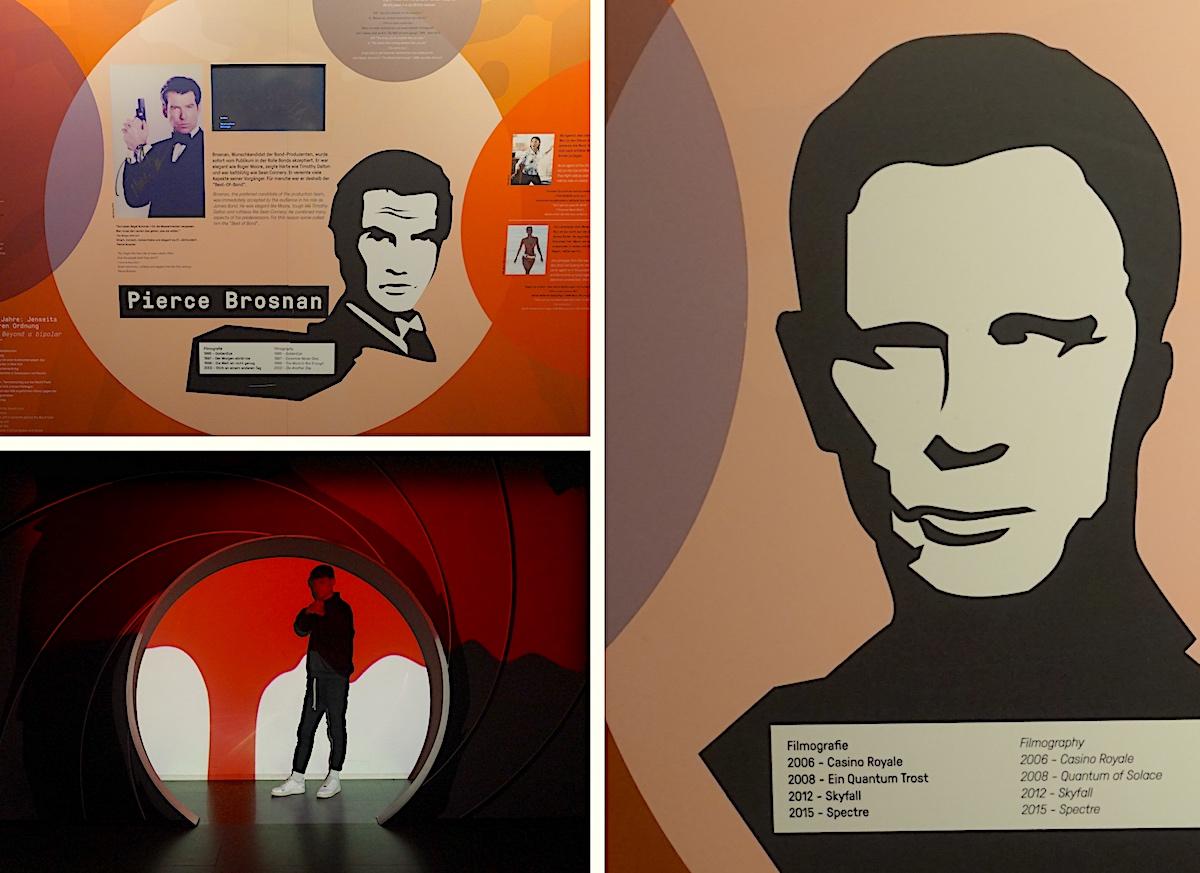 Berliner Spionagemuseum, James Bond