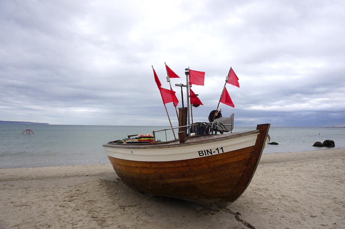Auszeit Erfahrungen, Insel Rügen im Herbst