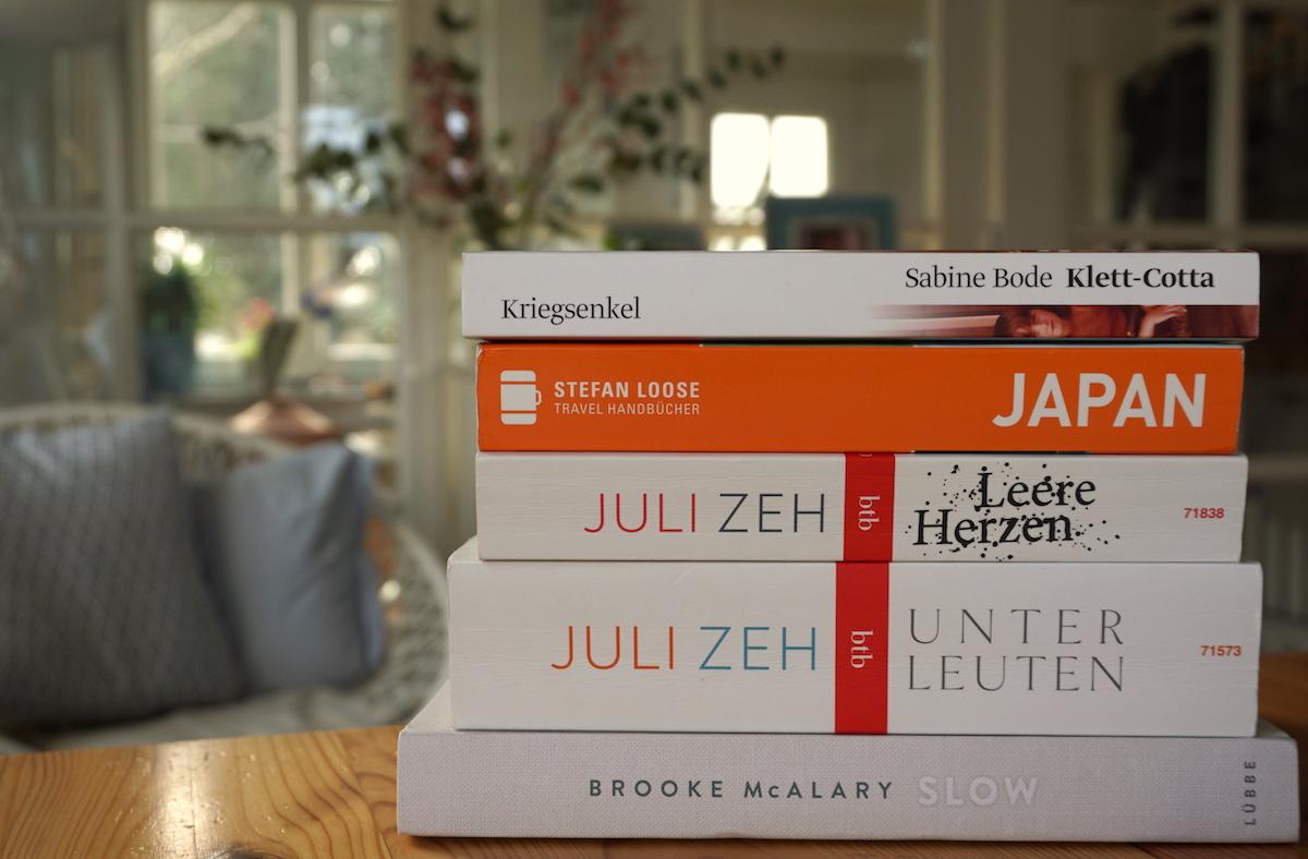 Auszeit Erfahrungen, Bücherliebe
