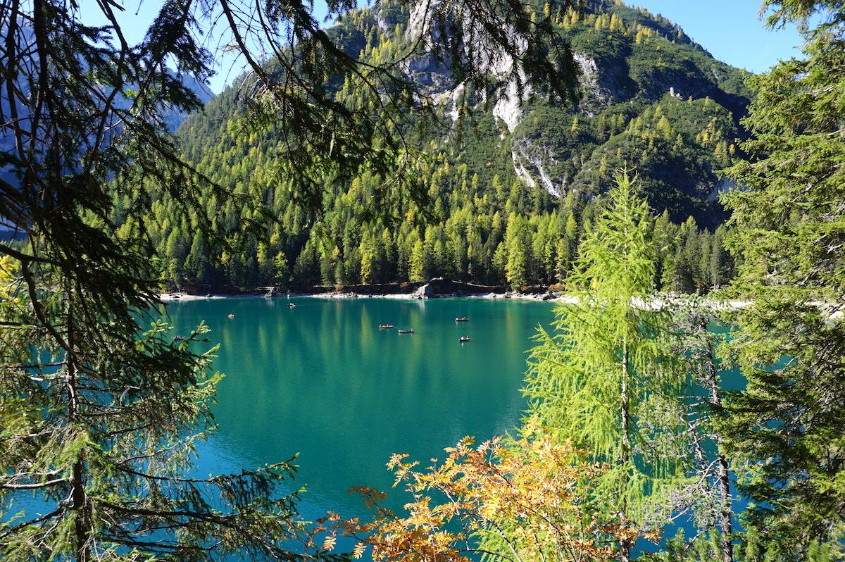 Auszeit Erfahrungen, Südtirol im Herbst