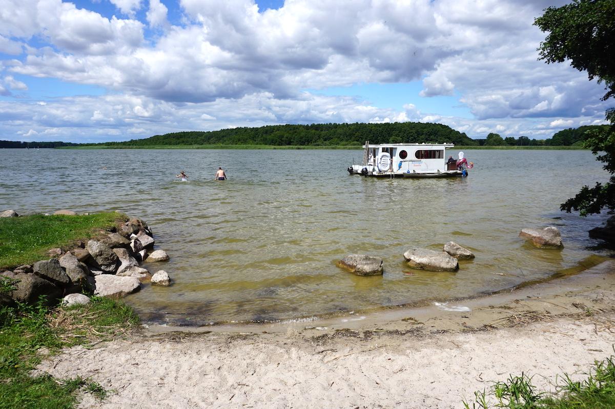 Ruppiner See, Brandenburg