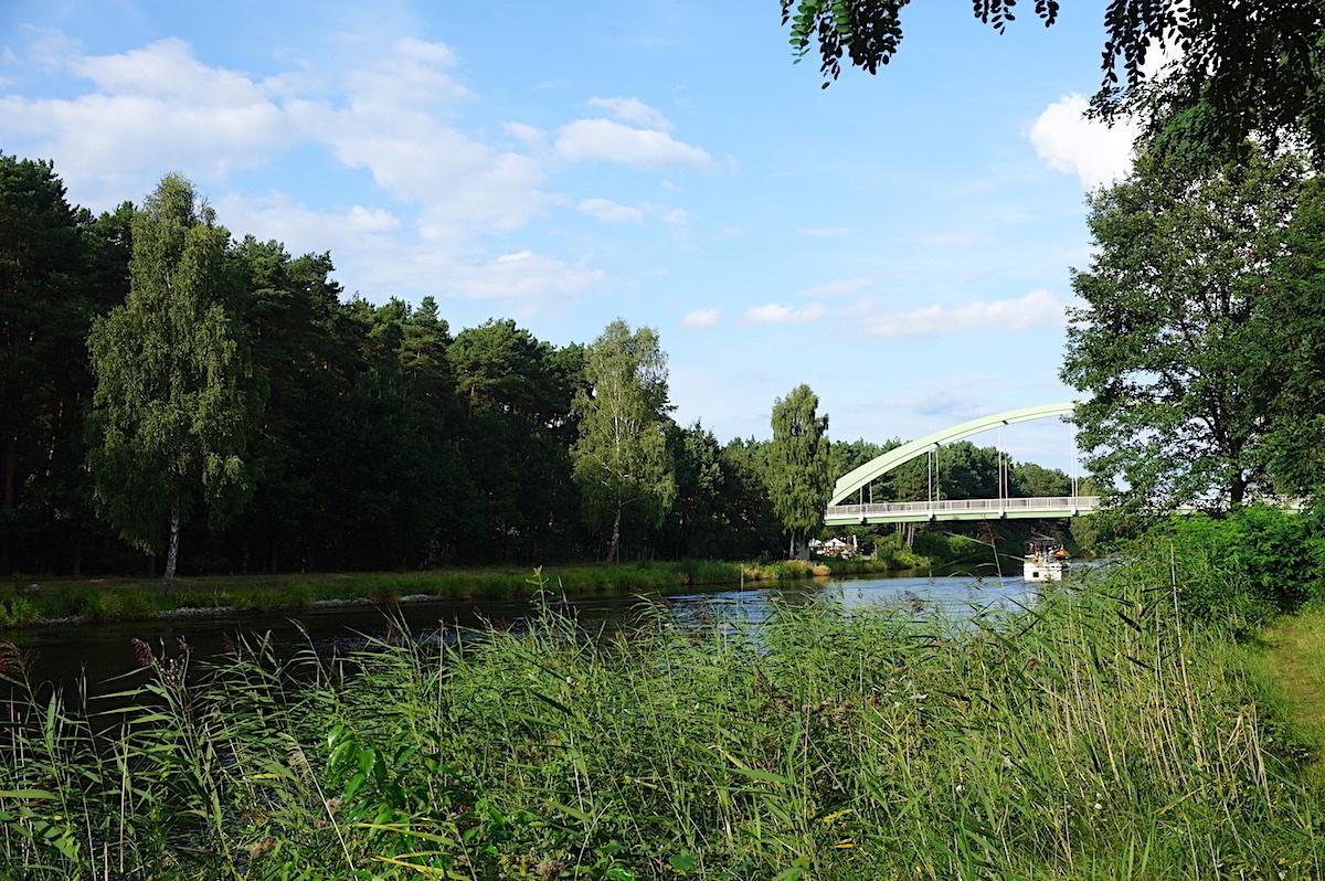 Havel-Kanal nahe Grabowsee