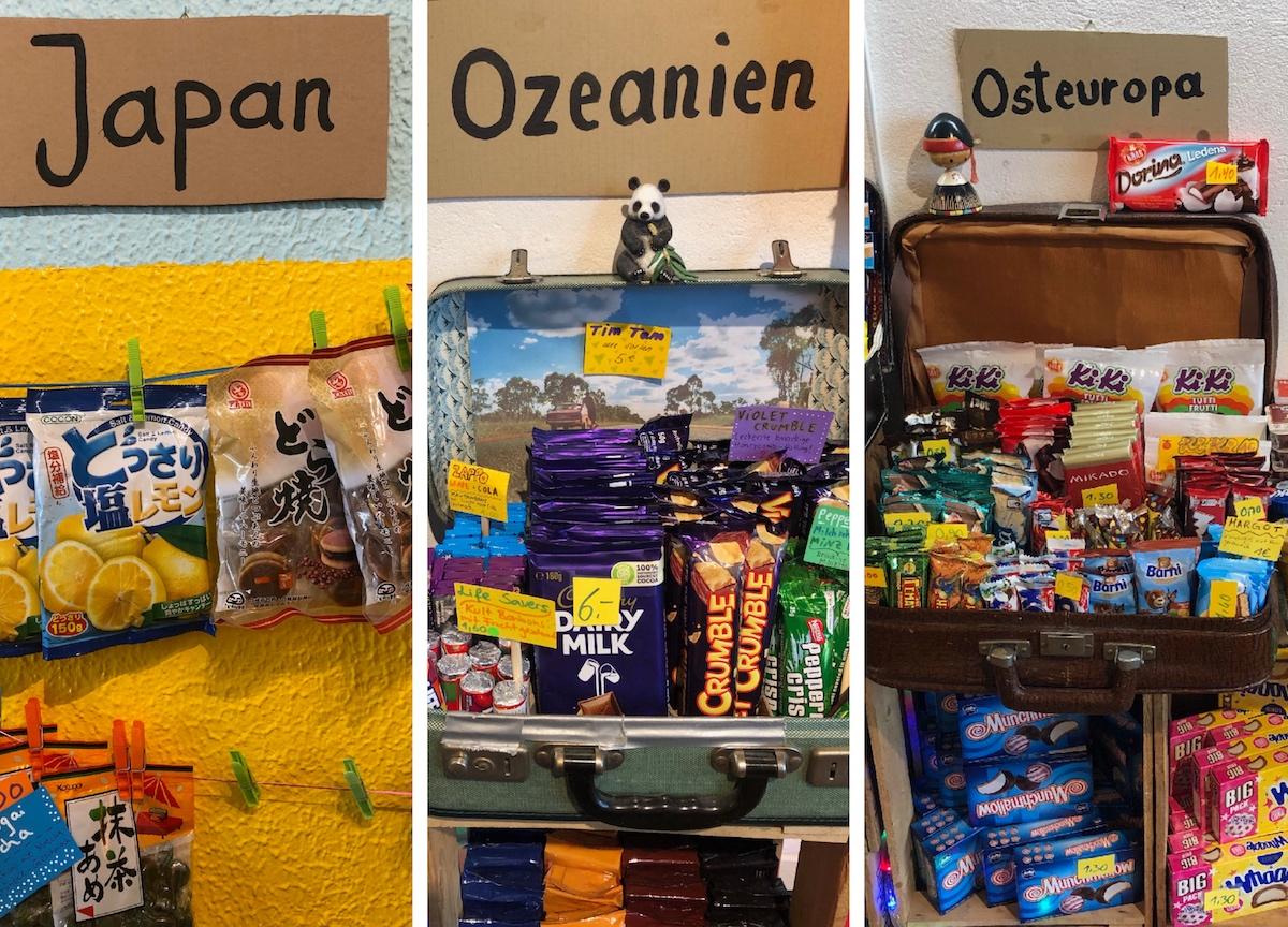 Berlin Sugafari Süßgkeiten