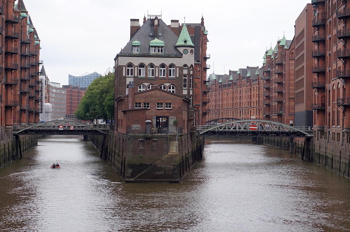 Familientrip Hamburg, Speicherstadt