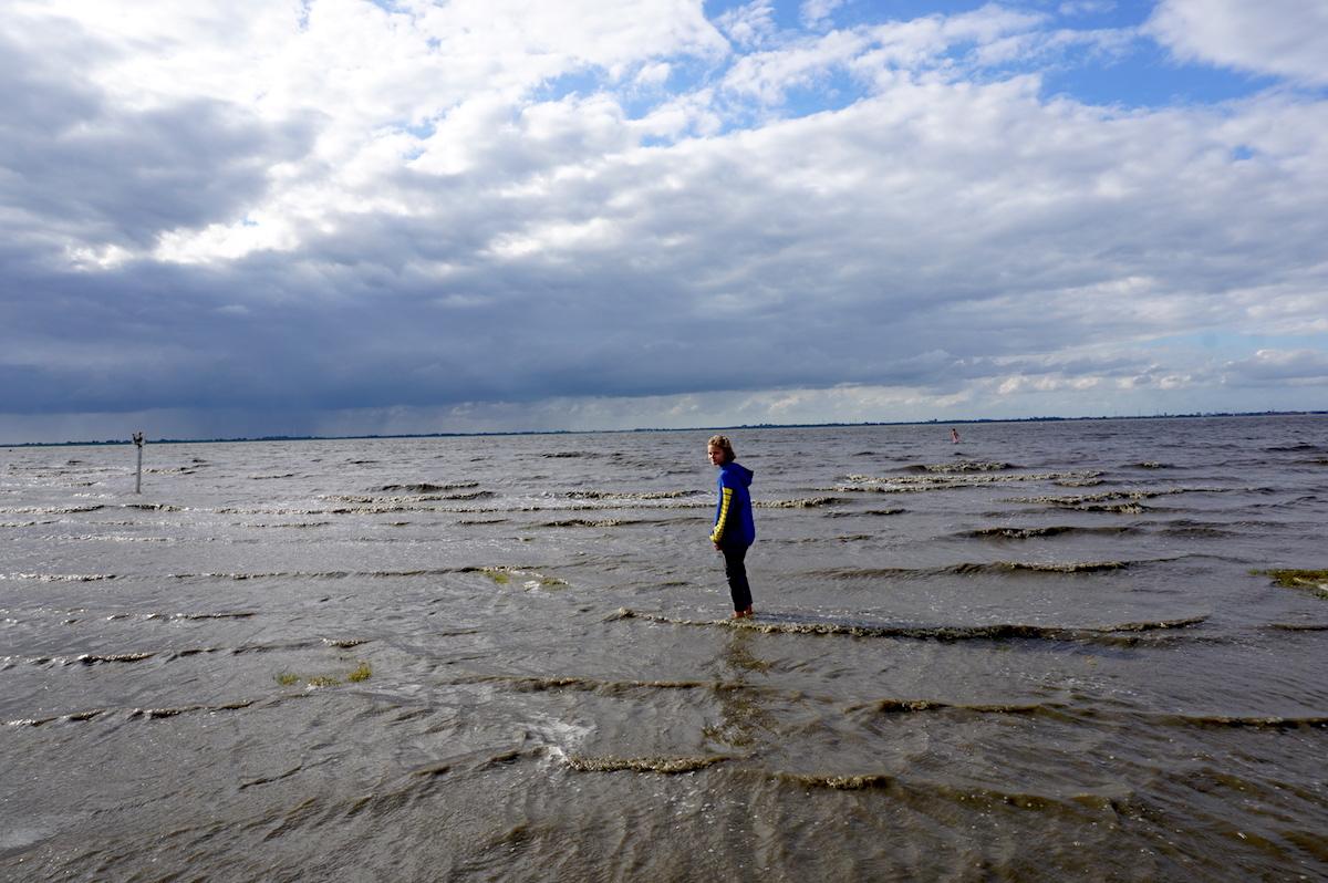 Nordsee 2020, Reisen mit Kindern