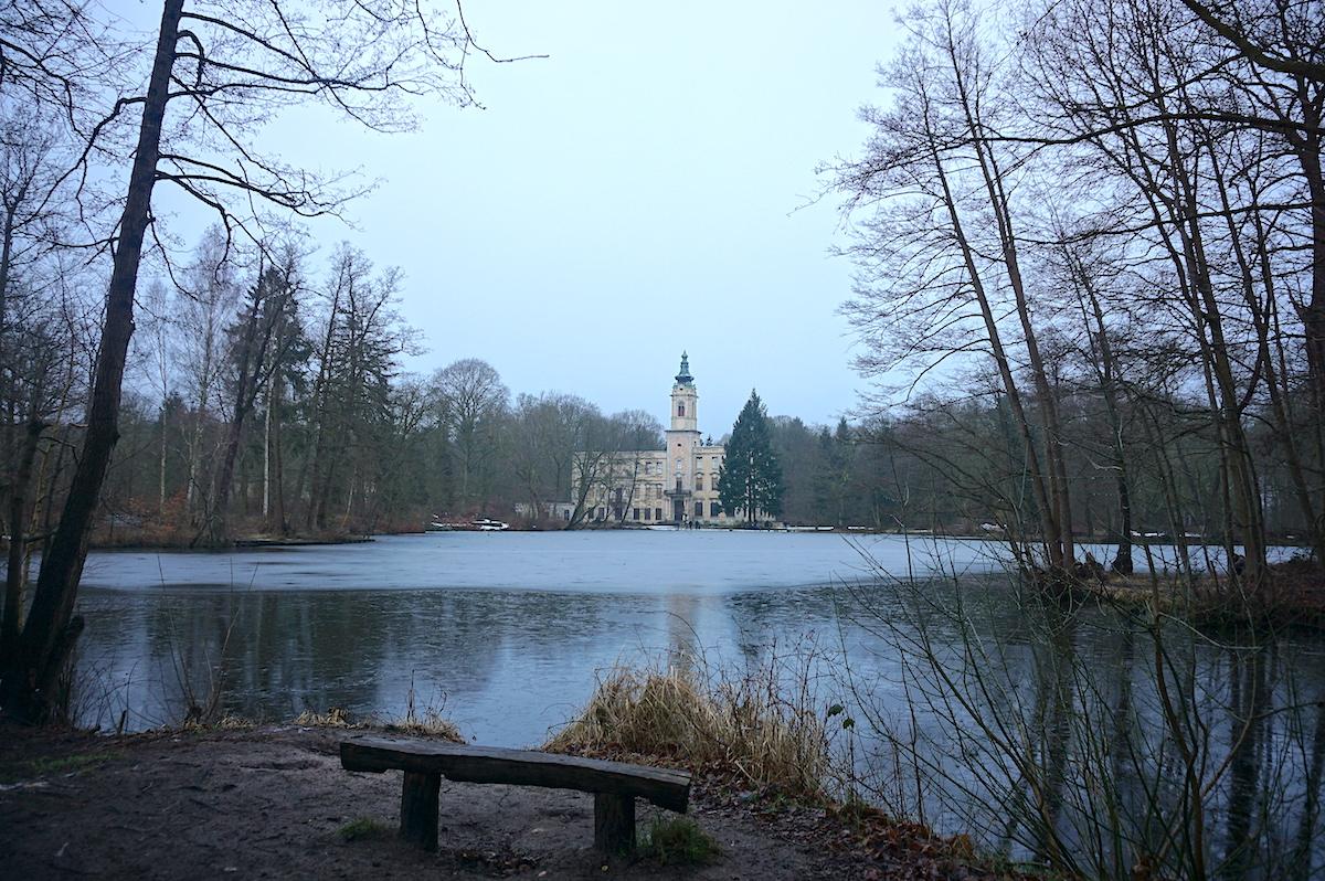 Schloss Dammsmühle Brandenburg