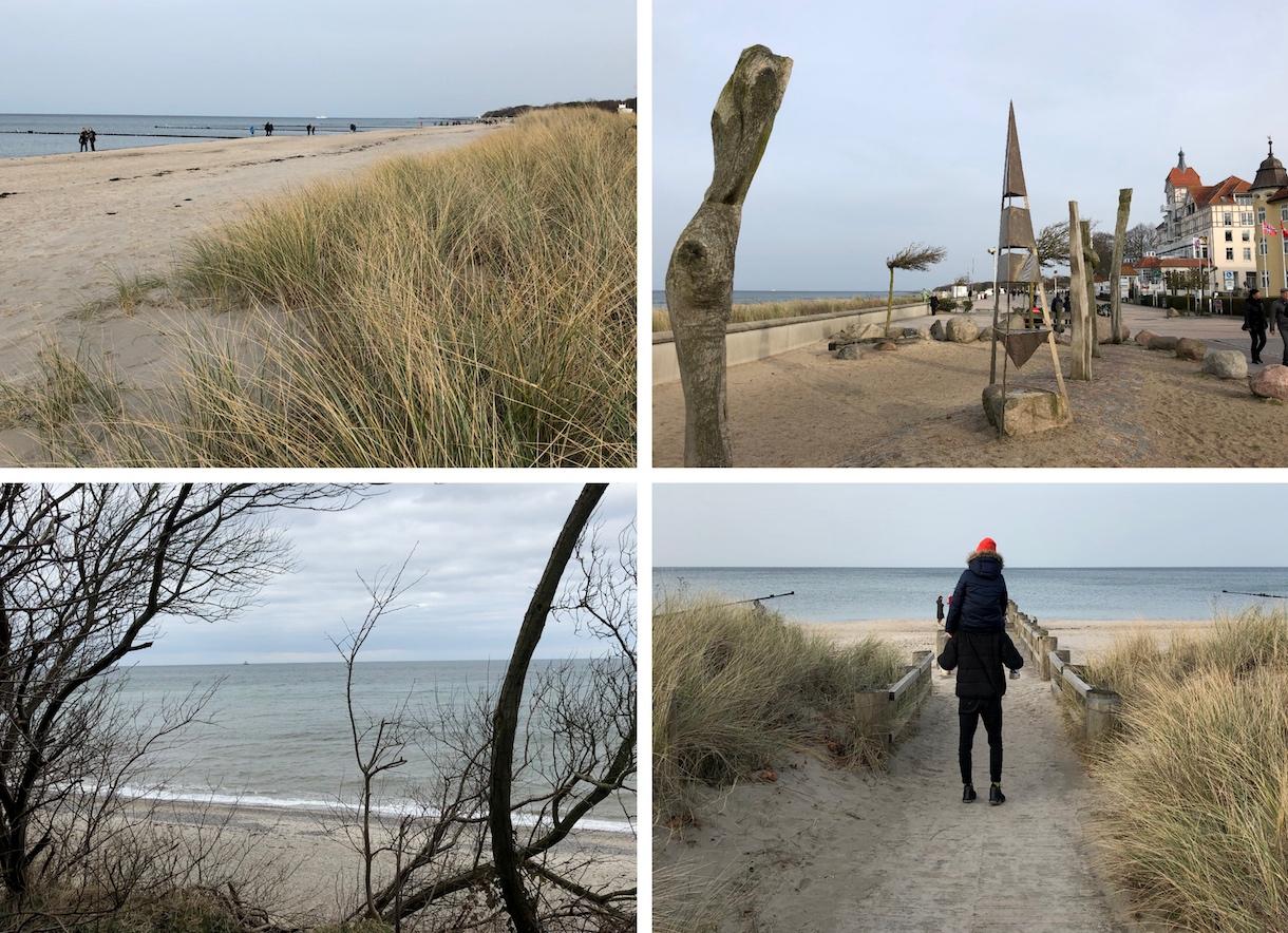 Reisen im Coronajahr, Ostsee