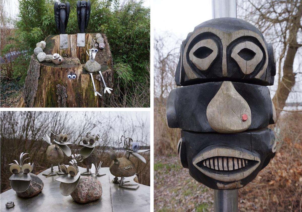 Kunst am Wutzsee, Lindow